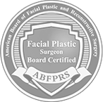 Facial Plastic Surgeon Board Certificate